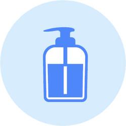 Gebruik zeep
